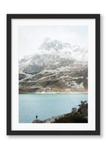 'Breeze' Framed Print