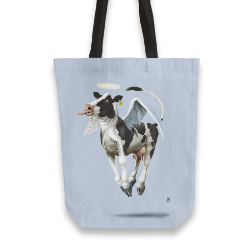 'Holy Cow' Tote Bag
